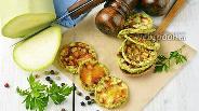 Фото рецепта Чипсы из кабачков