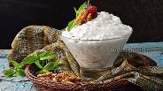 Фото рецепта Сметанный крем с орехами