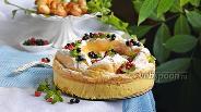 Фото рецепта Пирог «Карпатка»