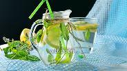 Фото рецепта Мятный лимонад