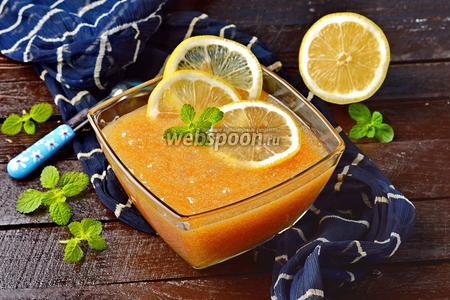 Начинка из лимона