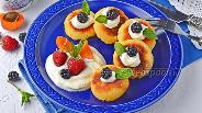 Фото рецепта Сырники без яиц в духовке