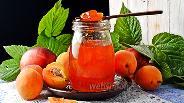 Фото рецепта Варенье из персиков и абрикосов