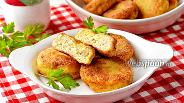 Фото рецепта Котлеты из щуки с салом