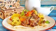 Фото рецепта Домляма по-узбекски в мультиварке