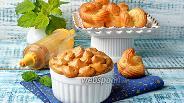 Фото рецепта Крем из варёной сгущёнки и сметаны