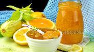 Фото рецепта Варенье из кабачков с апельсином и лимоном