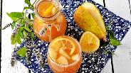 Фото рецепта Грушевый лимонад