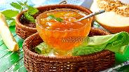 Фото рецепта Варенье из дыни с апельсином