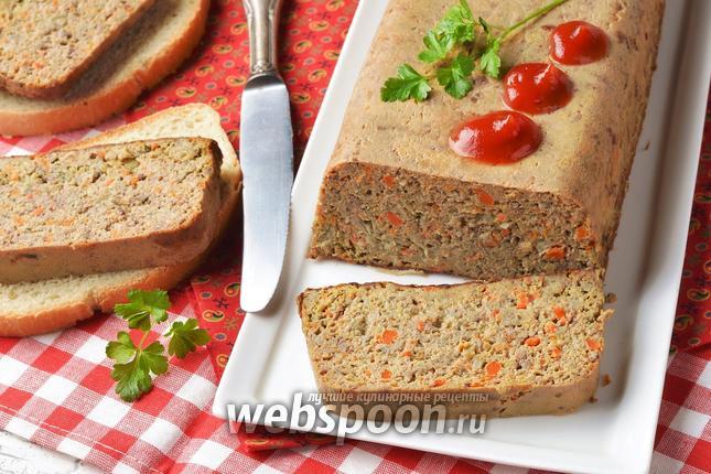Суфле из печени в духовке рецепт