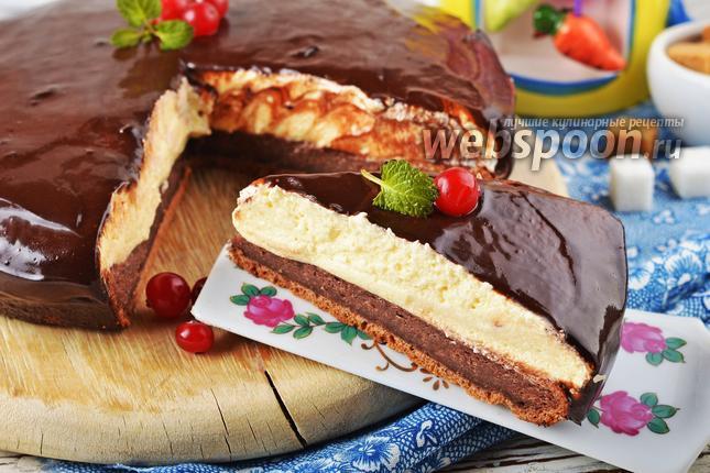 торт эскимо легкий рецепт