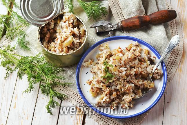 Фото Начинка для пирожков из рыбных консервов