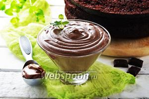 Шоколадный крем Пломбир