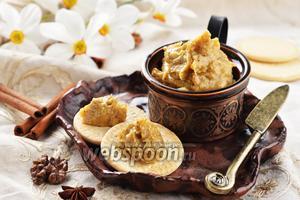 Ореховое сливочное масло