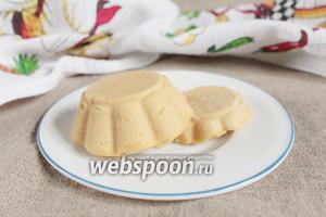 Домашний сыр Мюсост готов. Хранить в холодильнике, плотно завернув в пергамент. Приятного вам чаепития и пусть вам будет вкусно!