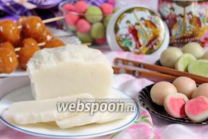 Mochi — японский десерт