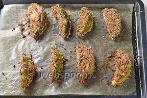 Шницели из молодой капусты готовы.