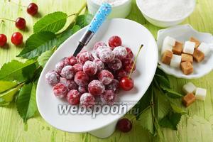 Начинка из вишни для пирожков