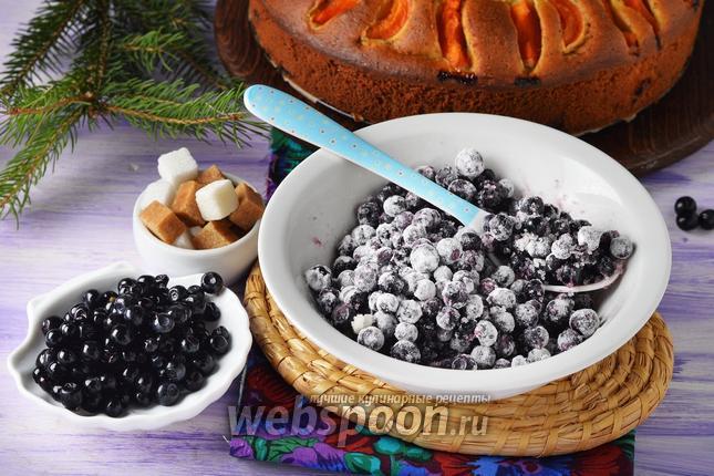 Фото Начинка из черники для пирожков