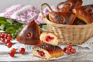 Пирожки с крыжовником