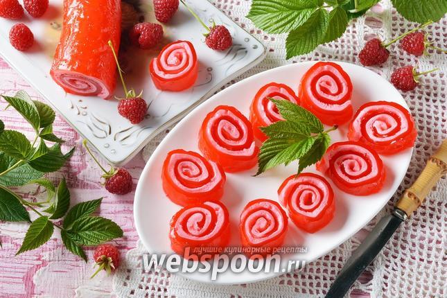Фото Домашние желейные конфеты