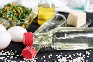 Рисовый уксус в домашних условиях