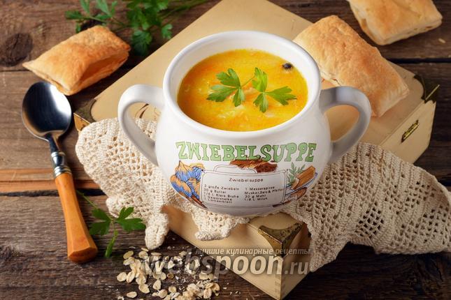 Фото Геркулесовый суп