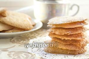 Печенье «Цукер-леках»