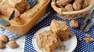 Фото рецепта Ореховый пудинг