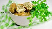 Фото рецепта Котлеты со шпинатом