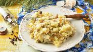 Фото рецепта Начинка для пирожков с картошкой и грибами