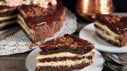 Фото рецепта Черёмуховый торт