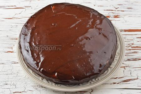 Торт Эскимо готов.
