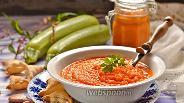 Фото рецепта Кабачковая икра в духовке