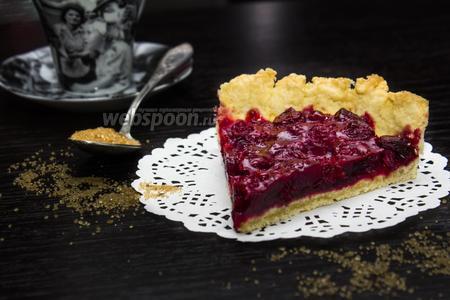 Вишнёвый тарт