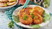 Фото рецепта Цукини в кляре