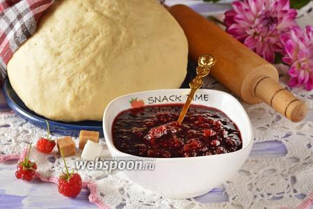 Начинка для пирожков из варенья