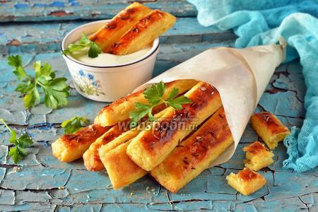 Картофельные палочки в духовке
