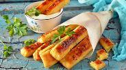 Фото рецепта Картофельные палочки в духовке
