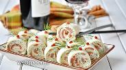 Фото рецепта Тортильи с форелью