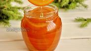 Фото рецепта Кандированные апельсиновые дольки