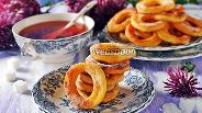 Фото рецепта Калачи из творога на сковороде