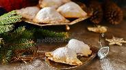 Фото рецепта Печенье «Сугробы»