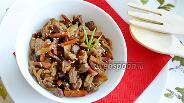 Фото рецепта Куриные желудки по-корейски
