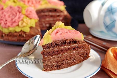 Веганский торт