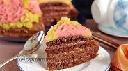 Фото рецепта Веганский торт