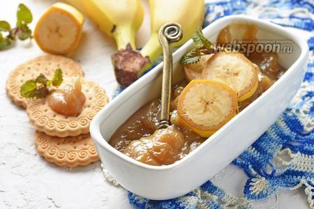 Банановая карамель