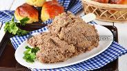 Фото рецепта Начинка для пирожков из печени и картошки