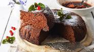 Фото рецепта Бисквит из варенья