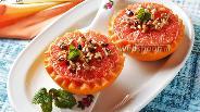 Фото рецепта Запечённый грейпфрут